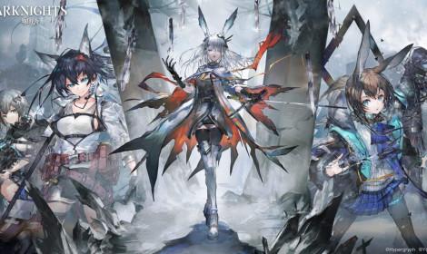 Công bố chuyển thể anime Arknights