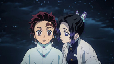 Quá khứ của Shinobu